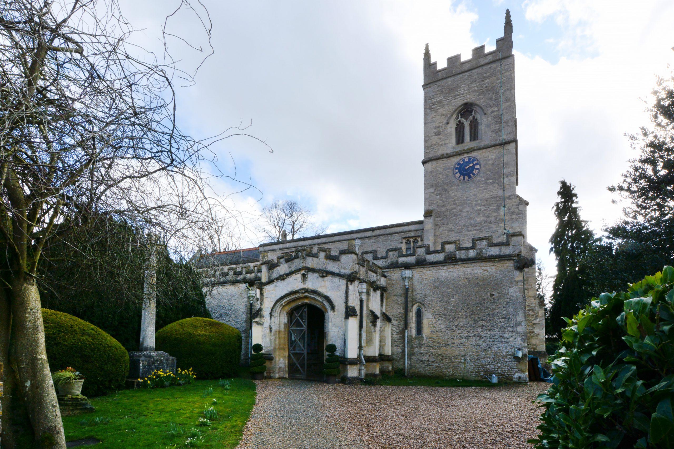 Church in Rural Oxfordshire