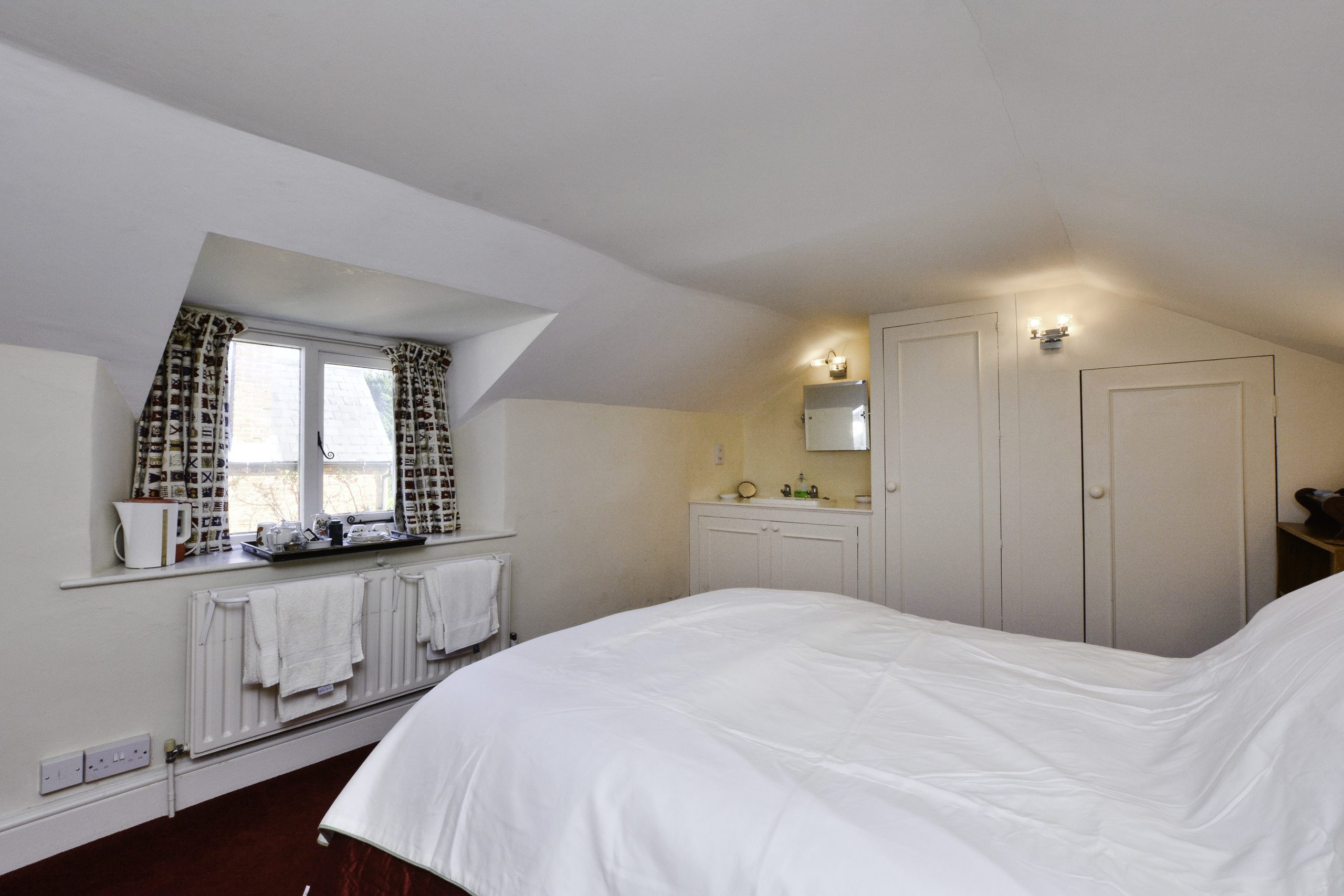The Old School B&B Rupert Bedroom